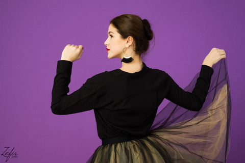 Три образа на новогоднюю вечеринку от балерины Большого театра