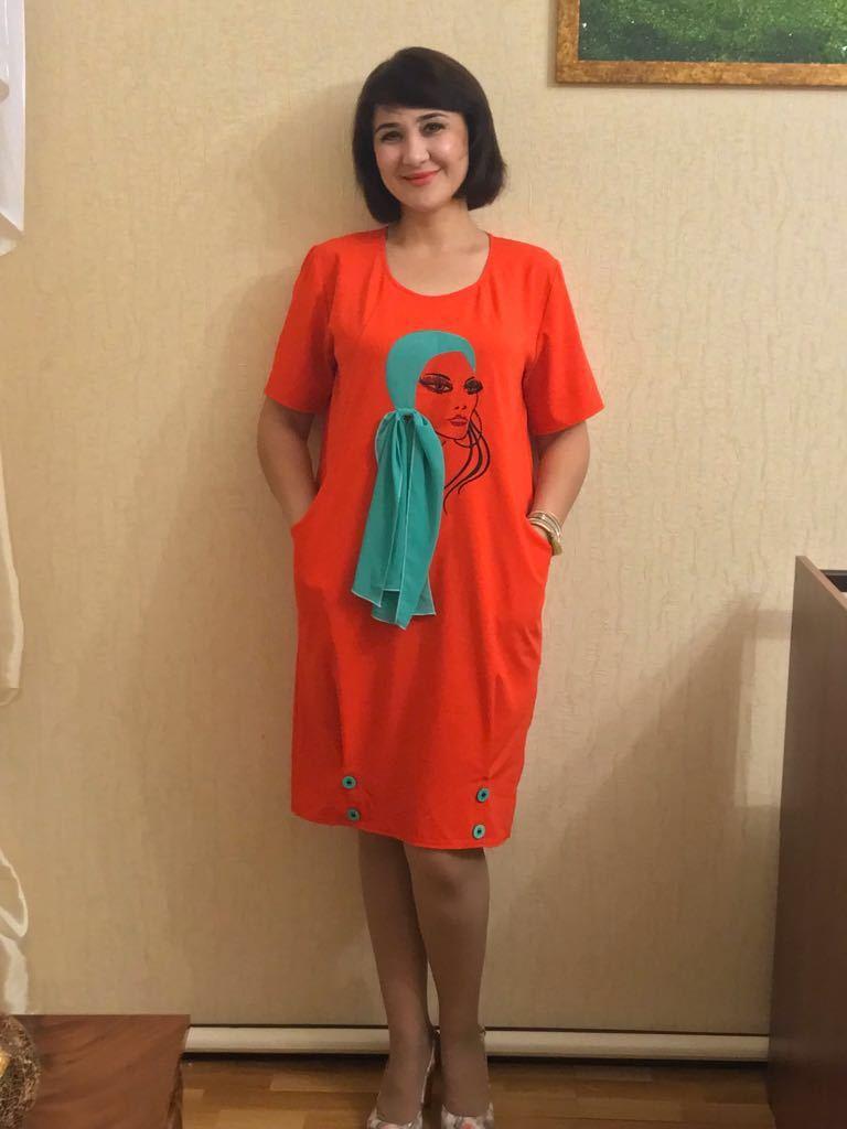 Отзыв о платье 4648