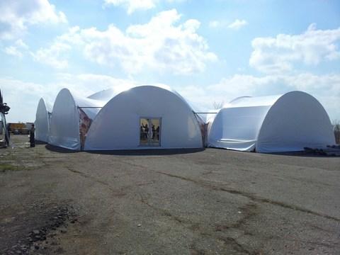 Зимние шатры от FirstTent ®