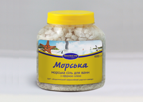 Морская соль для новорожденных