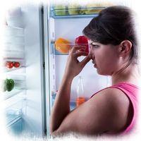 Избавь холодильник от неприятных запахов