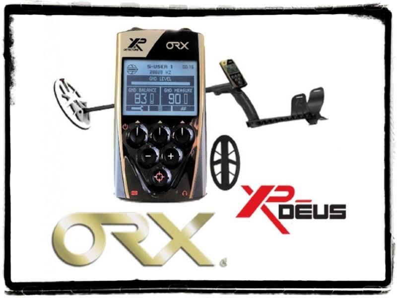Металлоискатель XP ORX