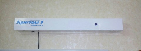 Кристалл-3 Инструкция по применению