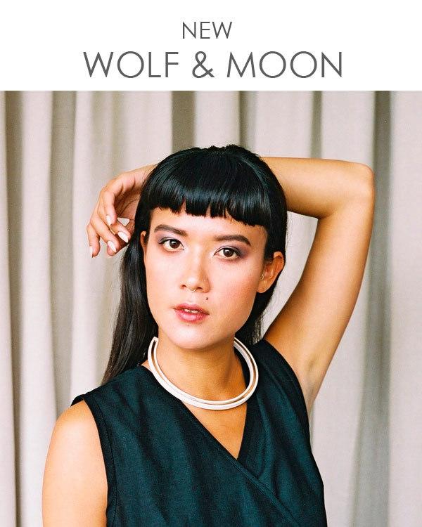 Bloom и №5 - две потрясающие коллекции от Wolf&Moon