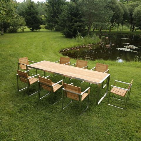 TRIF-MEBEL | Производство садовой мебели из металла и дерева в Санкт-Петербурге