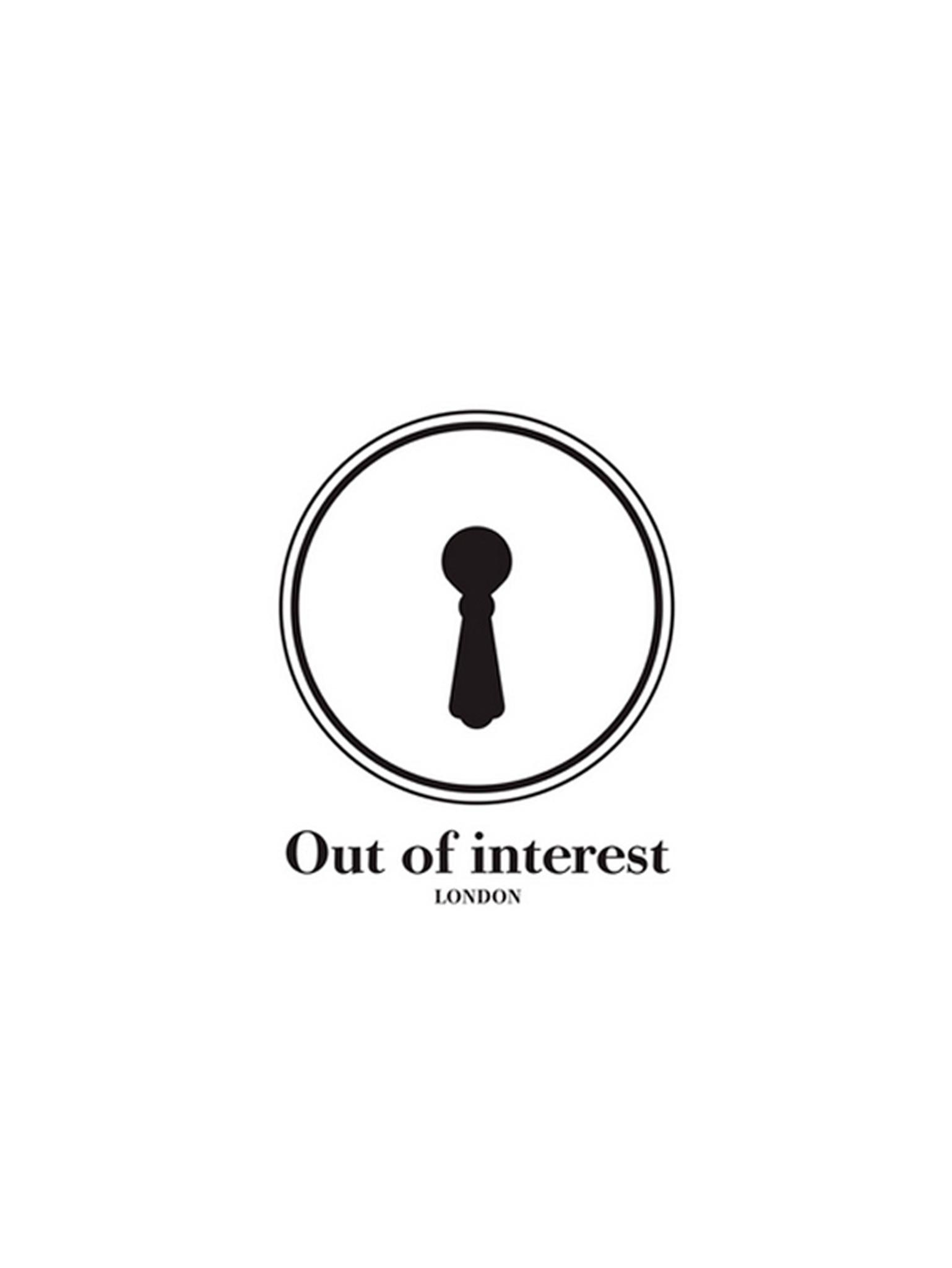 Out of Interest - новый английский бренд удивительных украшений!