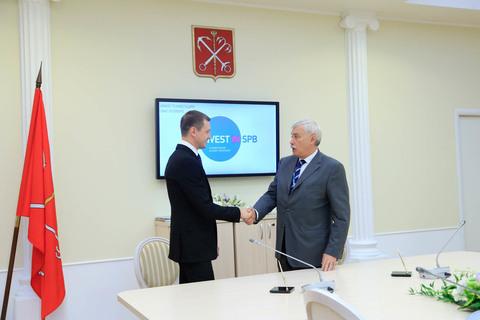 Подписано соглашение с Санкт-Петербургом о привлечении частных инвестиций в социальную сферу