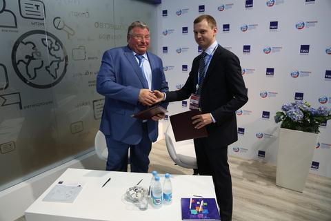 Соглашение с Республикой Мордовия о привлечении инвестиций в сферу здравоохранения