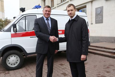 150 миллионов рублей частных инвестиций привлечено в сферу здравоохранения Вологодской области