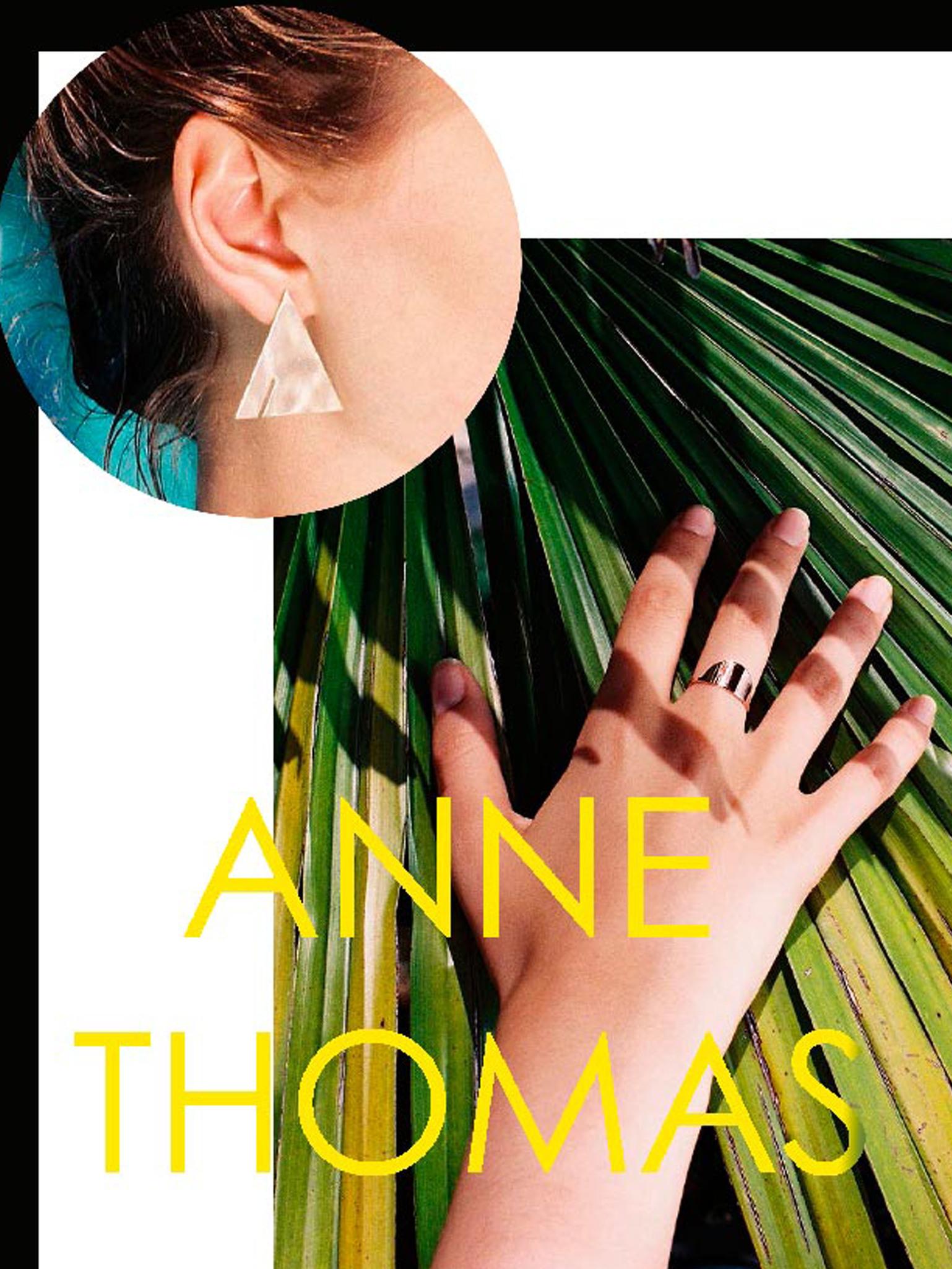 Французский бренд Anne Thomas с коллекцией весна-лето 2016 в MODBRAND.ru