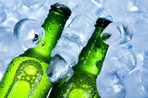 Как быстро охладить пиво или другой напиток