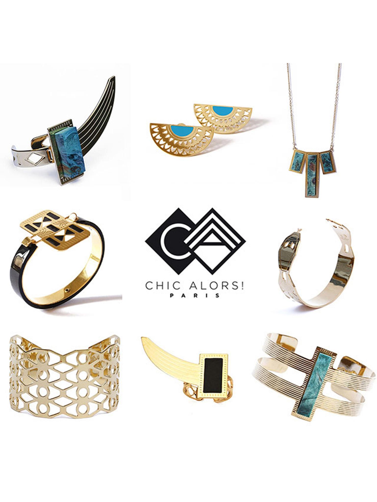 Встречайте новую коллекцию украшений от CHIC ALORS! Paris