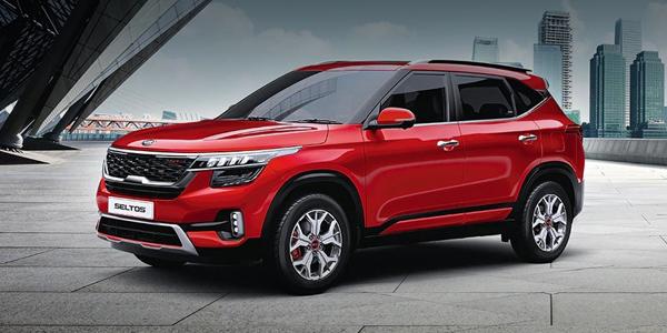 Киа Селтос появился в Китае (Kia Seltos - Kia KX3)