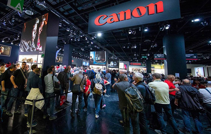 Canon Global EXPO стартует осенью 2021 года