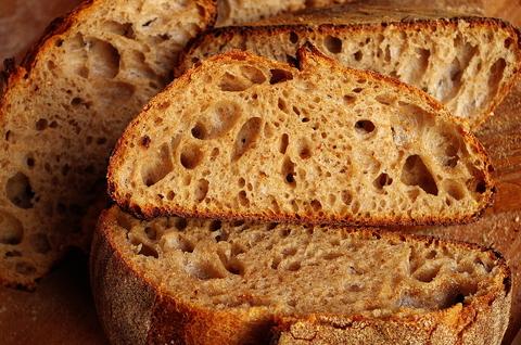 Wheat-Rye 10%, Chad Robertson's recipe