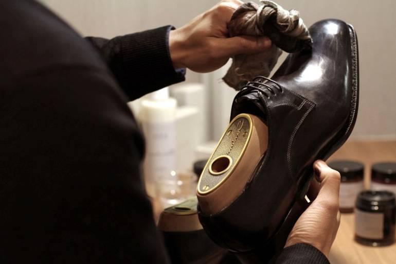 Уход за обувью во время эксплуатации- 2