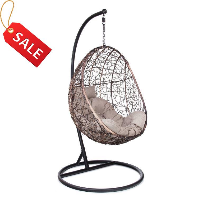 Подвесные кресла – осенняя распродажа!