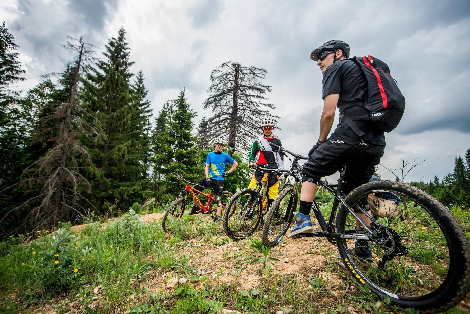 Рейтинг горных велосипедов до 25.000 рублей