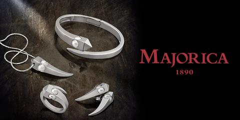 Бунтарские новинки от Majorica в коллекции Mistery