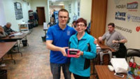 На семинаре Kinesio KT-3 наградили 1000-го участника