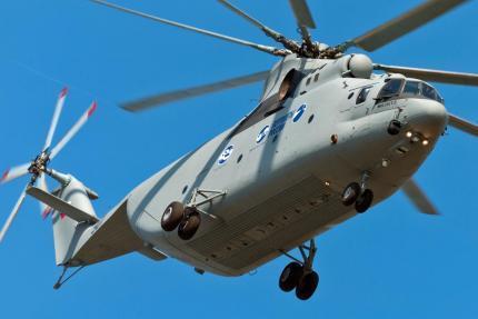 Тяжелый вертолет Ми-26Т2В готовят к серинойному выпуску в 2019 г