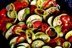 10 горячих блюд из овощей