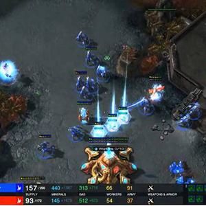 Победа искусственного разума в StarCraft