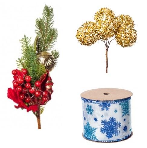 Новая коллекция новогодних товаров и декора