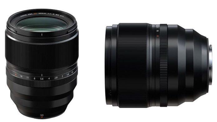 Представлен объектив Fujinon XF 50mm F/1.0 R WR стоимостью 120 тыс.рублей