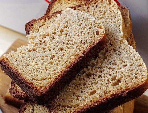 Мультизлаковый безглютеновый хлеб на закваске (Sekowa)