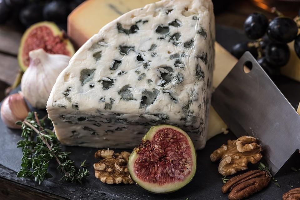 Горгонзола- сыр ,с  романтической легендой !