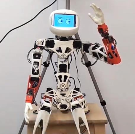 Робот-физиотерапевт поможет в реабилитации