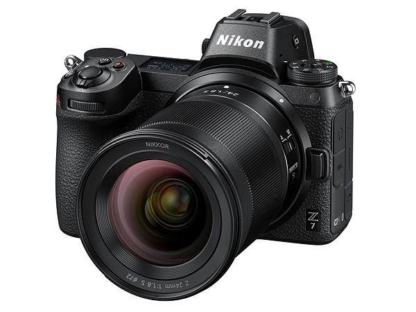 Объектив Nikkor Z 24mm F/1.8 S поступит в продажу 18 октября