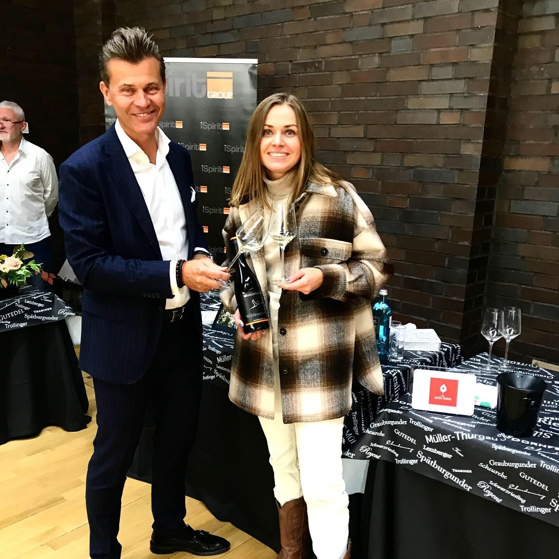 Салон вин Германии в Москве и Санкт-Петербурге.