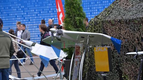 Новая разработка «Калашников» - конвертоплан ZALA 421-16EV HD, разведчик с возможностью вертикального взлета.
