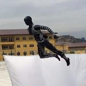 Робот-акробат от Disney заменит гимнастов