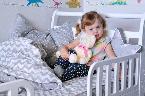 Самый идеальный размер детской кроватки