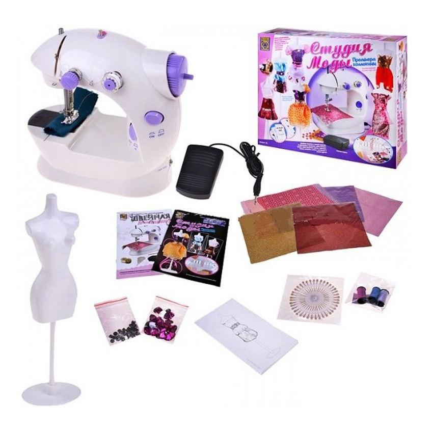 Настоящие швейные машинки для девочек!
