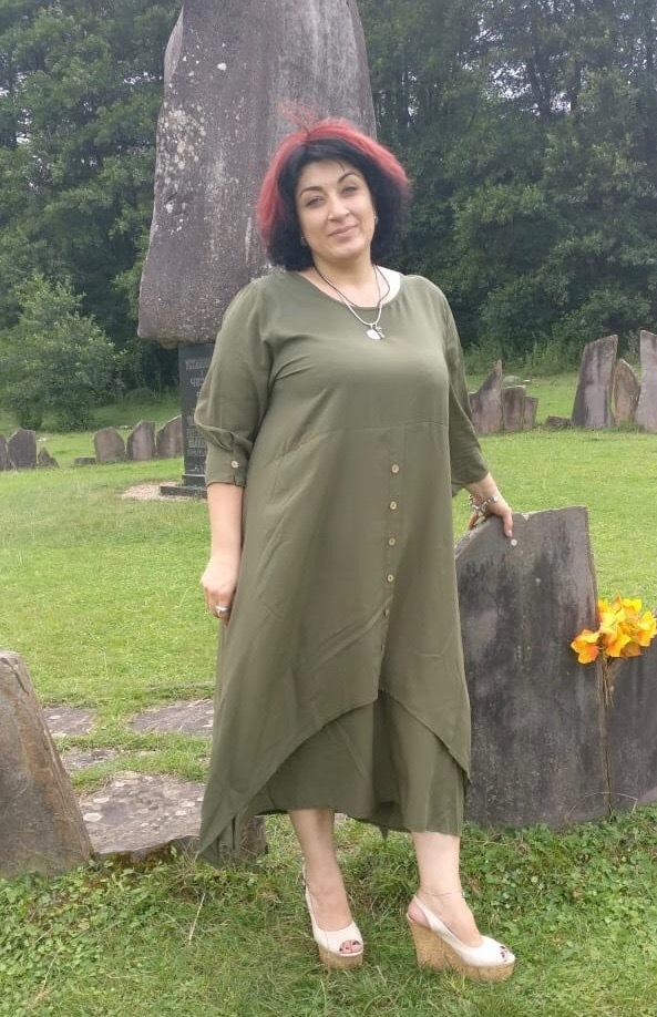 Отзыв о платье (нет на сайте 45)