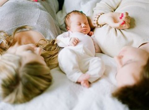 Как отучить ребёнка спать в постели с родителями