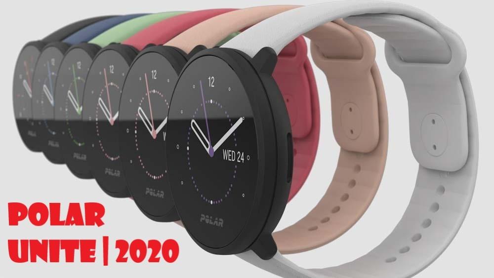 Polar Unite – новые бюджетные часы для фитнеса