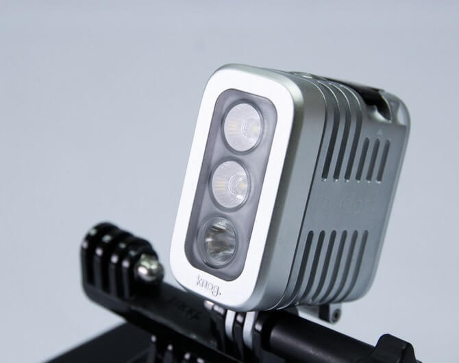 Фонарь LED Knog Qudos Action Light