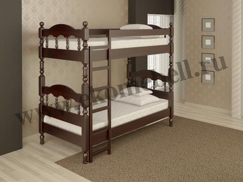 Детские двухъярусные кровати как выбрать?