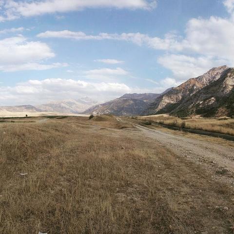 Природа Киргизии наполняет желанием жить!
