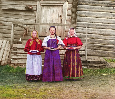 A Brief Guide to Traditional Russian Dress