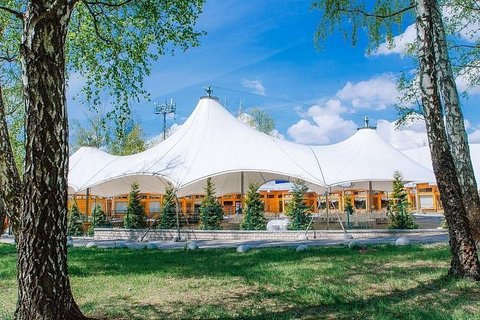 Изготовление шатров и тентов от FirstTent