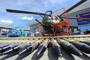 Модернизирован ударный вертолет Ми-35П