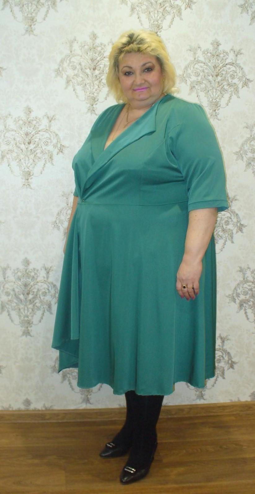 Отзыв о платье 8409