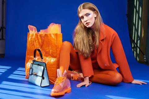 Invisible Shoes в японском журнале о моде EnVie Magazine