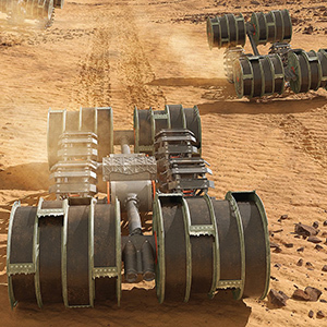 Добыча полезных ископаемых Марса: планы, перспективы